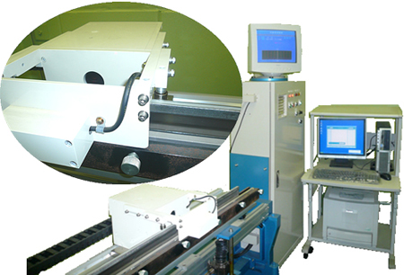 Reed Inspection Machine